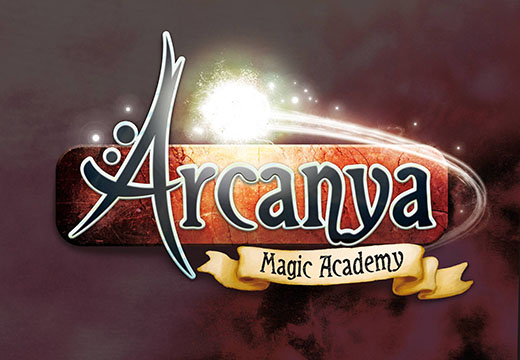 Logo de Arcanya Magic Academy