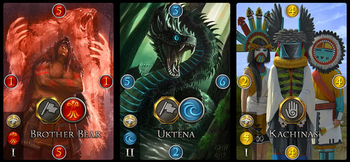Cartas de Immortal