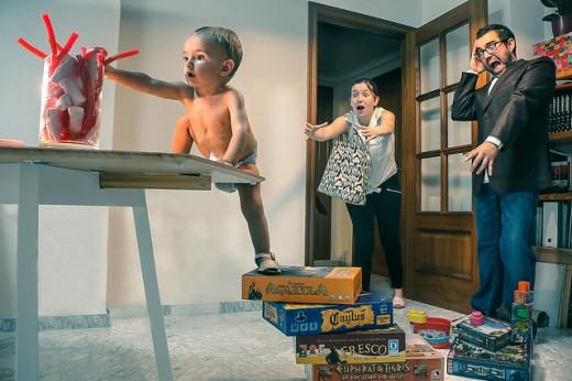 Ganador del VII Premio Internacional de Fotografía Lúdica 2014