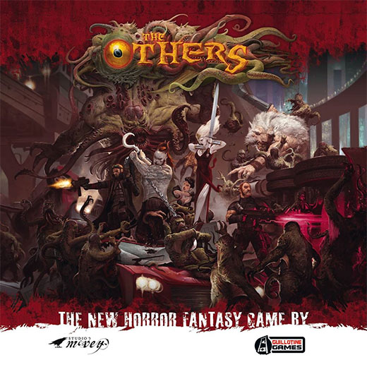 Portada de The Others