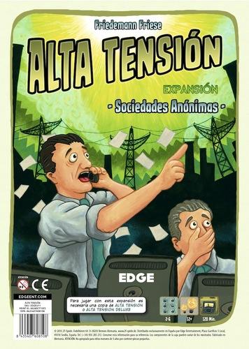 Portada de Alta Tensión The Stock Companies