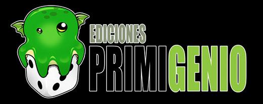 Logo de ediciones primigenio