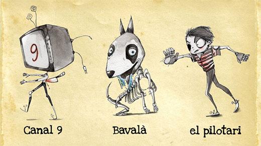 nuevos personajes de la expansión de la fallera calavera