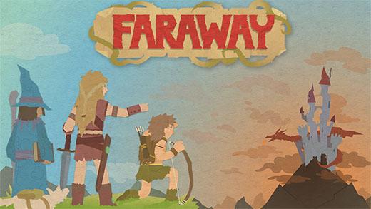 Portada de Faraway