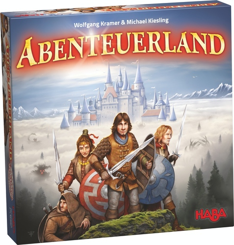Portada de Adventure Land de Haba