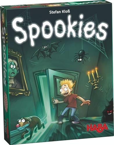 Portada de Spookies de Haba