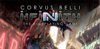 Portada del RPG Infinity