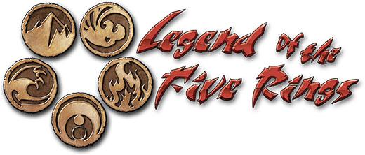 logotipo de la leyenda de los cinco anillos