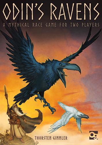 Portada de Odin's ravens
