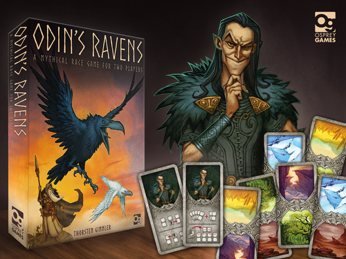 Imagen promocional de Odin's Ravens