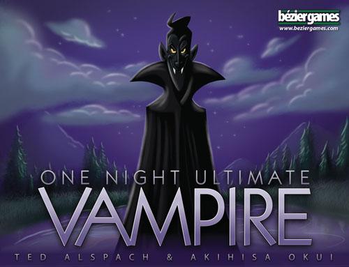 Portada de One Night Ultimate Vampire