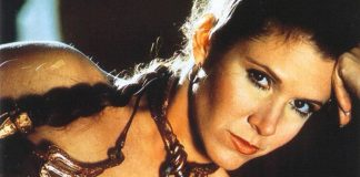 Leia Organa bikini