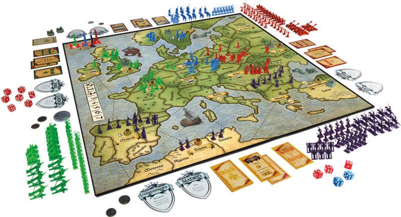 Nuevo Risk Europa