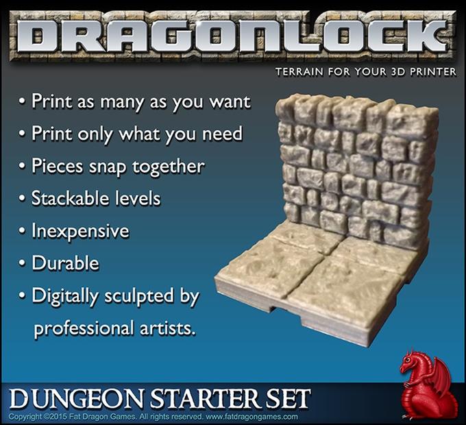 Opciones de Dragonlock