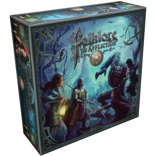 Caja de Folklore The Affliction