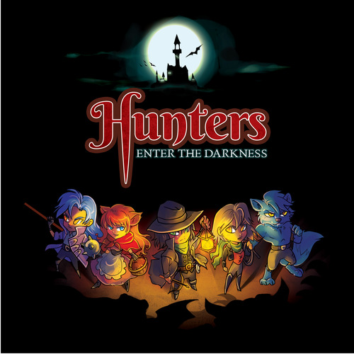 Portada de Hunters: Enter the darkness