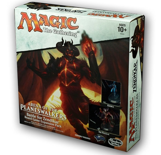 Portada de Magic Battle for Zendikar
