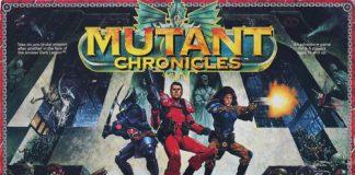Portada de la versión de 1993 de Mutant Chronicles