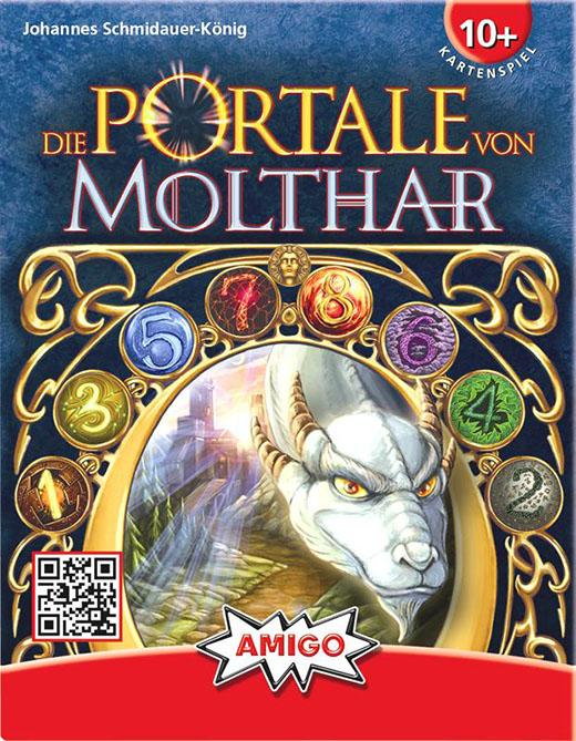 Portada de El portal de Molthar