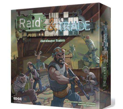 Edición de Edge de Raid and trader
