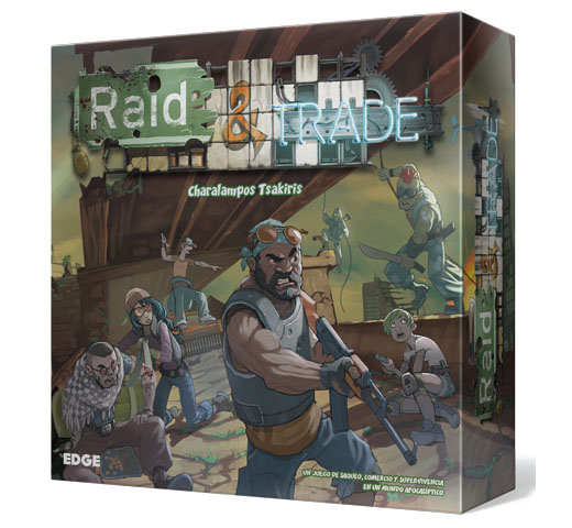 Edición de Edge de Raid and trader