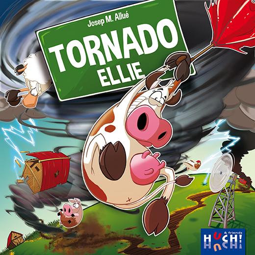 Portada de Tornado Ellie