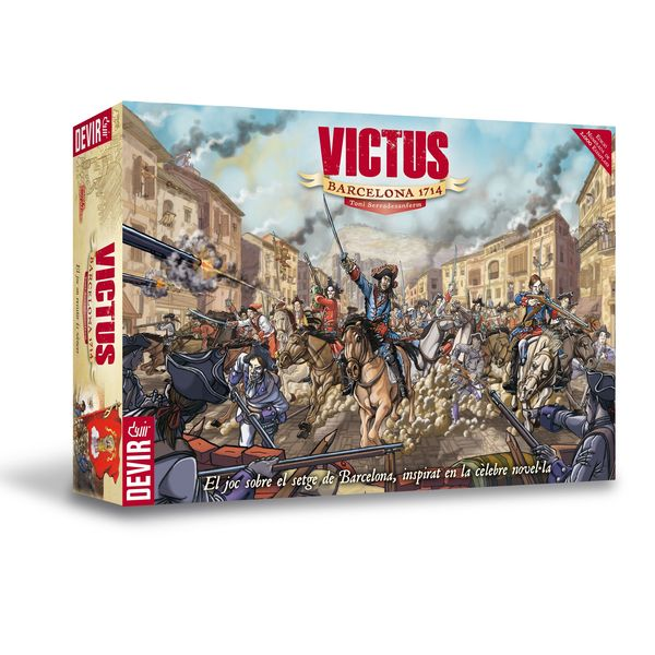 Portada de Victus