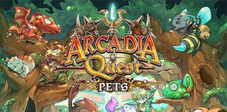 Portada de Arcadia Quest Pets