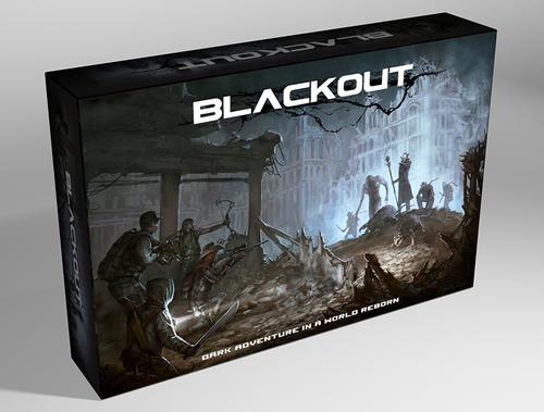 Portada de Blackout