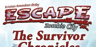 Portada de Escape: Zombie City – The Survivor Chronicles