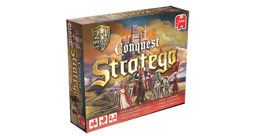 Portada de Stratego Conquest