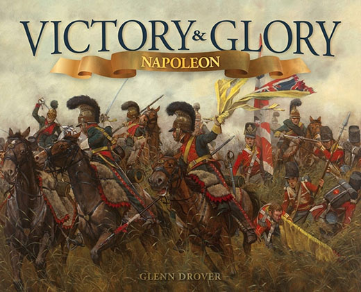Portada de Victory and Glory Napoleon