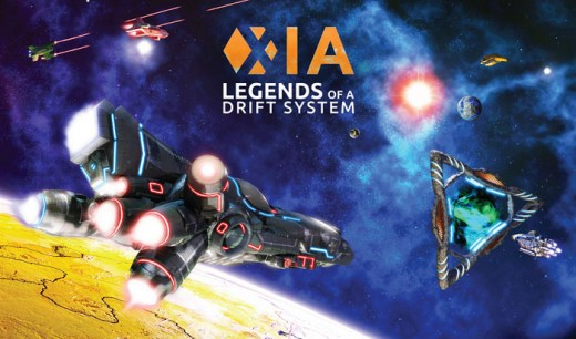 Portada de Xia: Legends of a Drift System