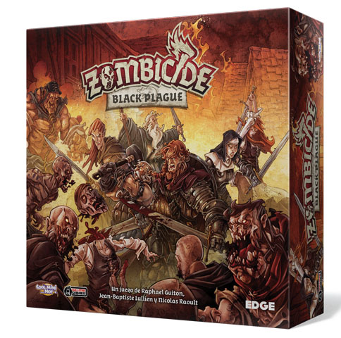 Caja de Zombicide Black Plague