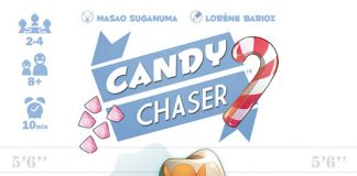 Componentes de Candy Chaser