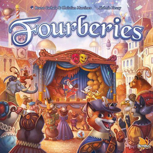 Portada de Fourberies
