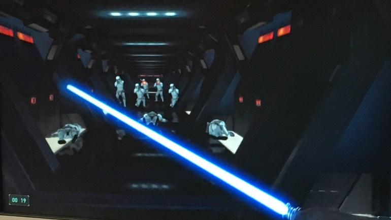 Juego Star Wars Google