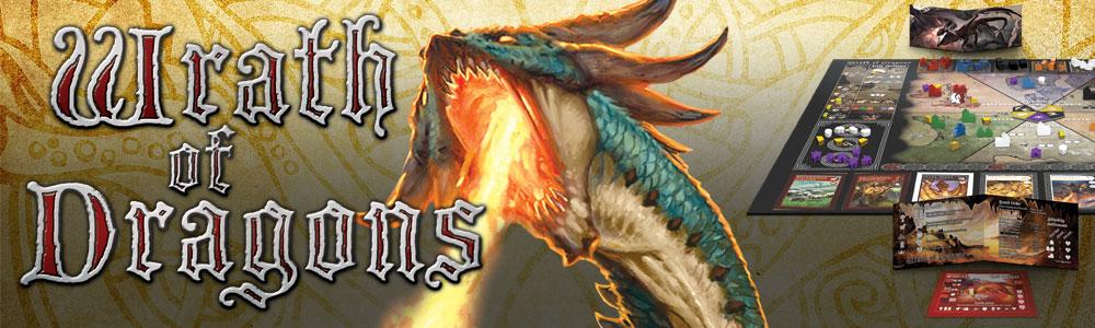 Montaje del juego Wrath of Dragons