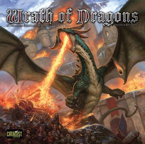 Portada Wrath of Dragons