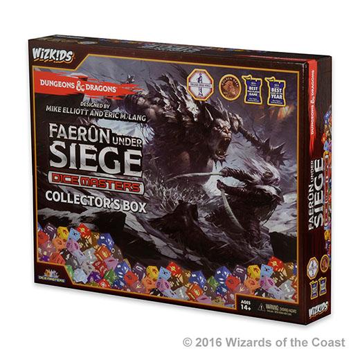 Caja de coleccionista de Faerun Under siege