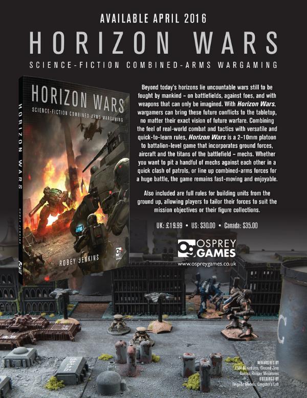 Imagen promocional de horizon wars