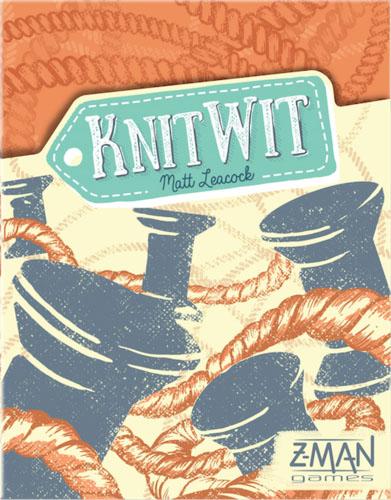 Portada de la edición de Z-Man Games de Knit Wit