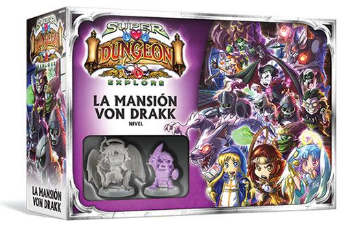 Caja de la expansión La Mansión Von Drakk