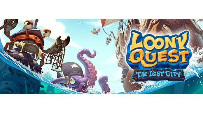 Imagen promocional de Loony Quest The lost City