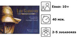 Analisis de Ludi Gladiatorii