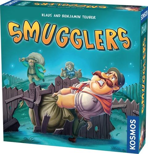 Portada de Smugglers