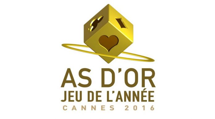 Logotipo del As D'or 2016