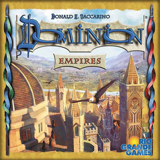 Portada de Dominion Empires