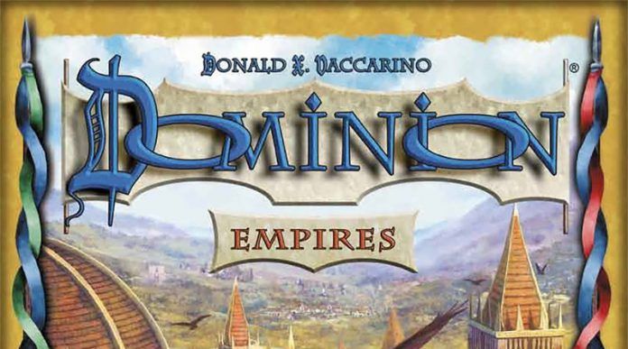 Extracto de la portada de dominion empires