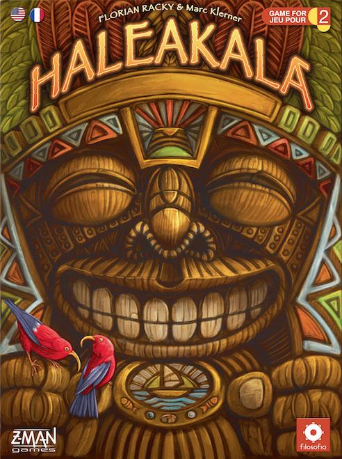 Portada de Haleakala